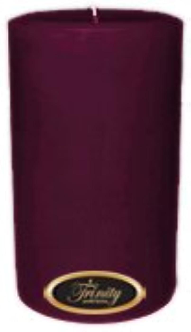 雨退屈させる放棄するTrinity Candle工場 – Wisteria – Pillar Candle – 4 x 6