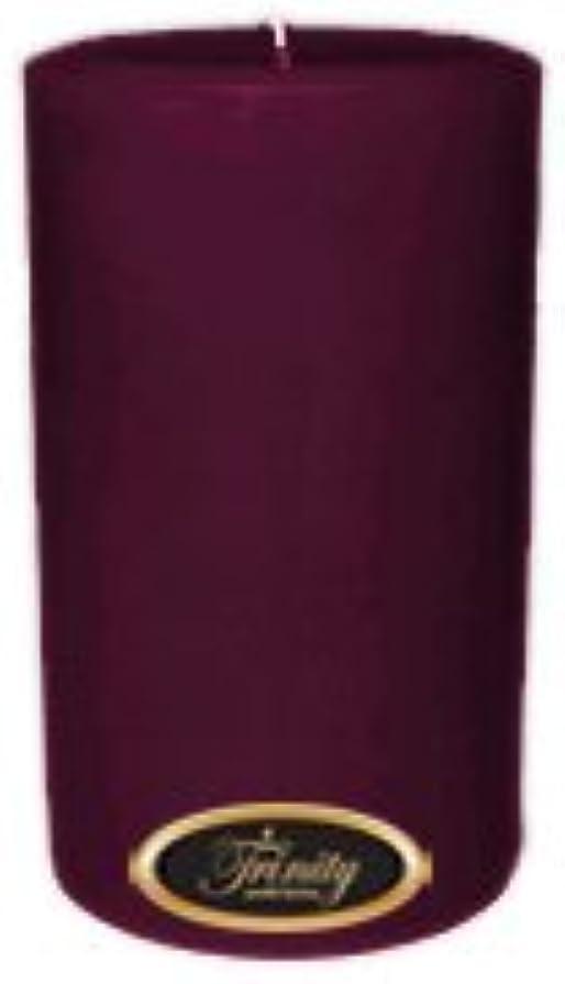 追うボス変形Trinity Candle工場 – Wisteria – Pillar Candle – 4 x 6