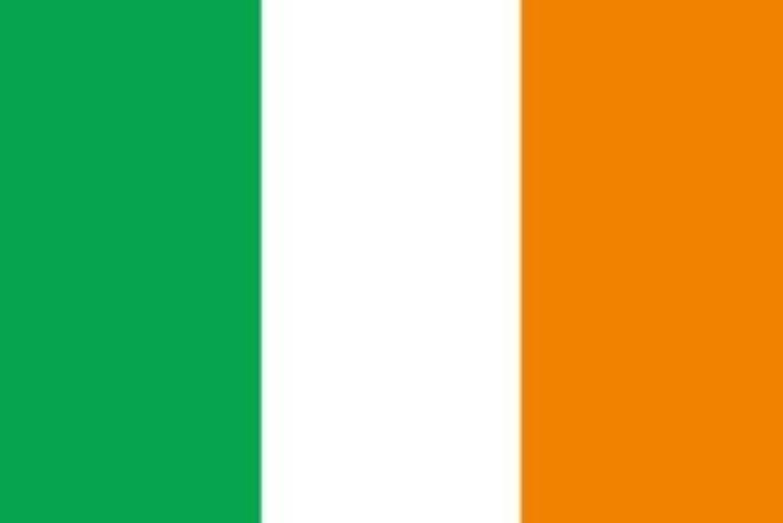 世界の国旗 アイルランド 国旗 [100×150cm 高級テトロン製]
