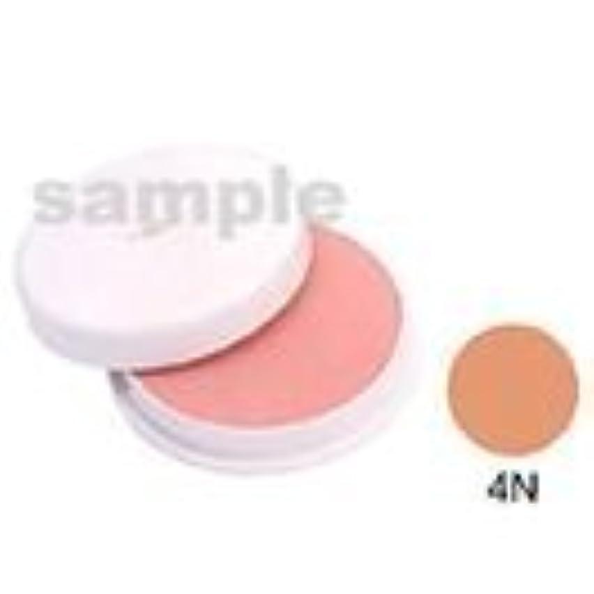 人弾性魅惑的な三善 フェースケーキ 4N
