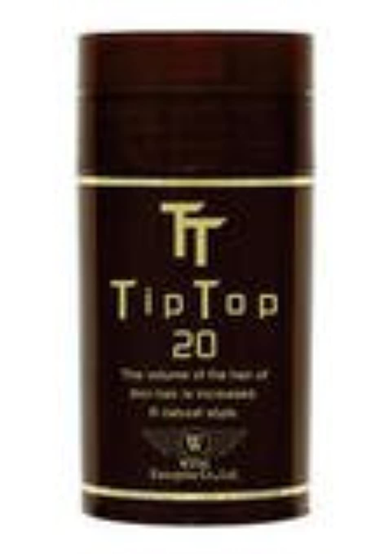 ながら灰著名なティップトップ20 20g 高品質な特殊繊維 (フルだけ瞬間薄毛ケア) No8:ゴールド
