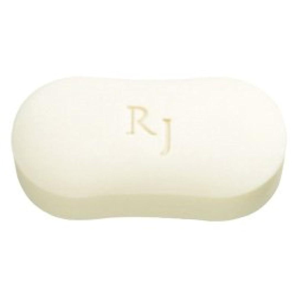 辞書フェローシップ静かにRJホワイトソープ(洗顔石鹸?ボディソープ) 脂性肌用 120g/Royal Jelly White Soap<120g>