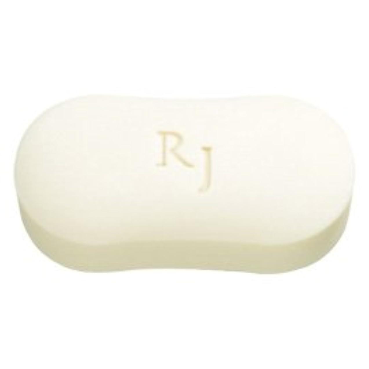 グレードマント家庭RJホワイトソープ(洗顔石鹸?ボディソープ) 脂性肌用 120g/Royal Jelly White Soap<120g>