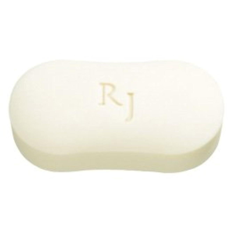 キャンディー素敵なにはまってRJホワイトソープ(洗顔石鹸?ボディソープ) 脂性肌用 120g/Royal Jelly White Soap<120g>
