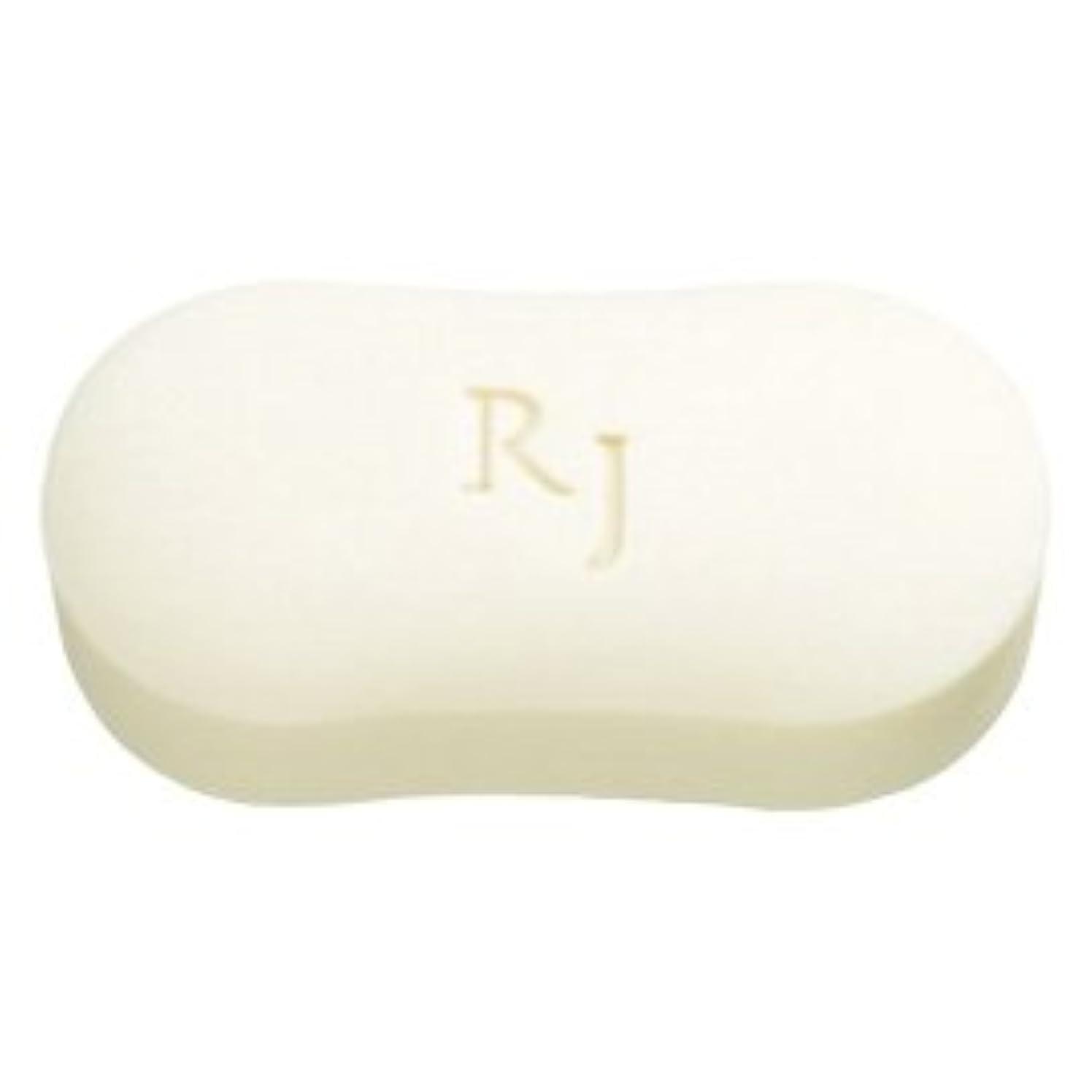 影響ねばねばお願いしますRJホワイトソープ(洗顔石鹸?ボディソープ) 脂性肌用 120g/Royal Jelly White Soap<120g>