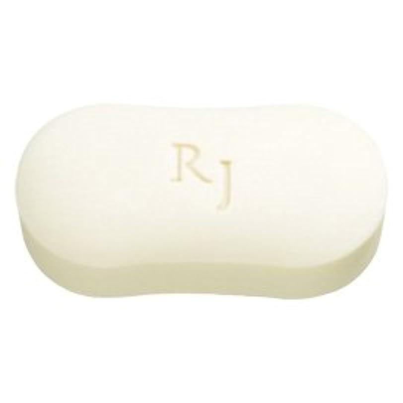 呼吸ピア車両RJホワイトソープ(洗顔石鹸?ボディソープ) 脂性肌用 120g/Royal Jelly White Soap<120g>