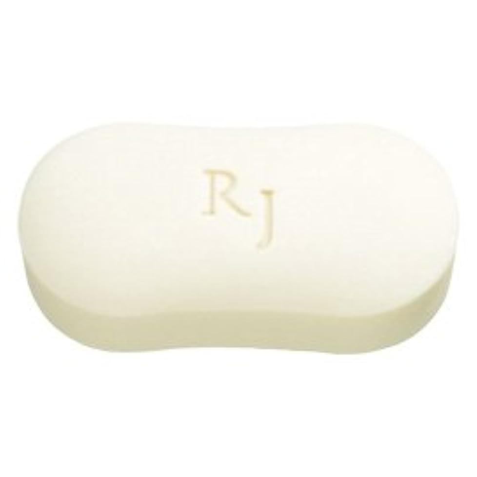 金銭的クルー信念RJホワイトソープ(洗顔石鹸?ボディソープ) 脂性肌用 120g/Royal Jelly White Soap<120g>