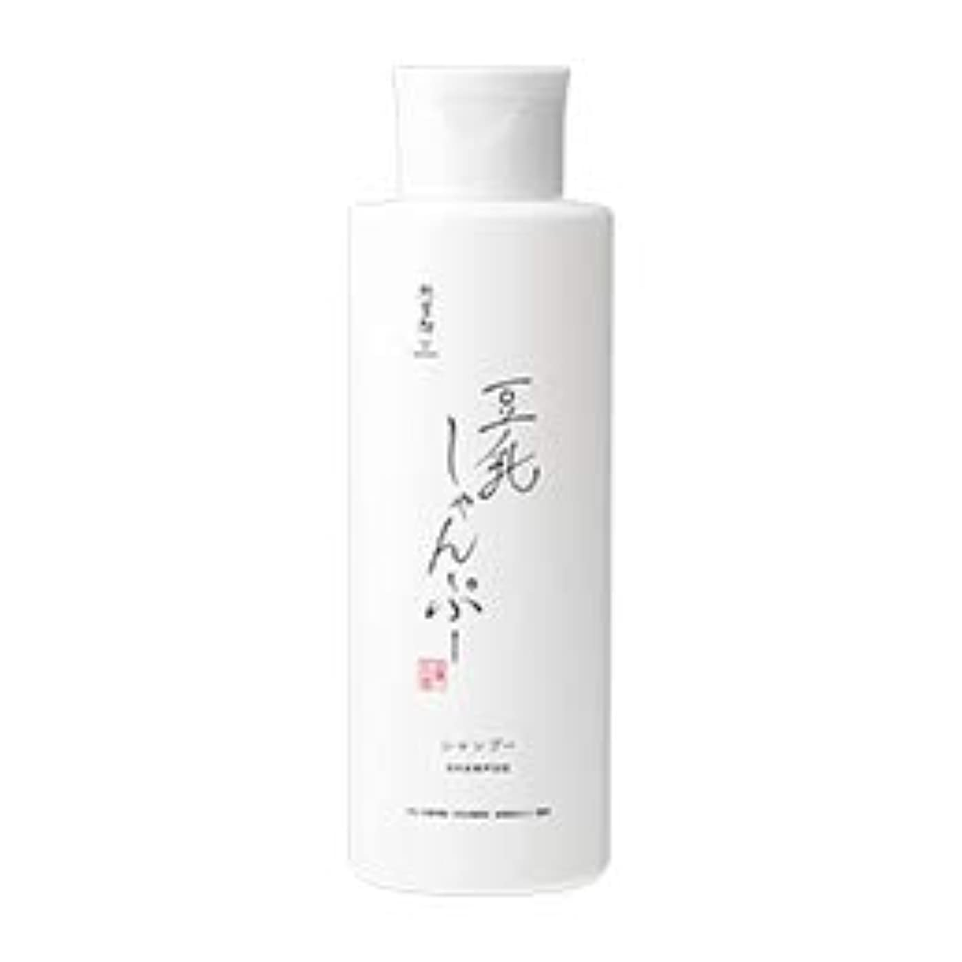 ソロコンテンツ謝罪豆腐の盛田屋 豆乳しゃんぷー 自然生活 300mL
