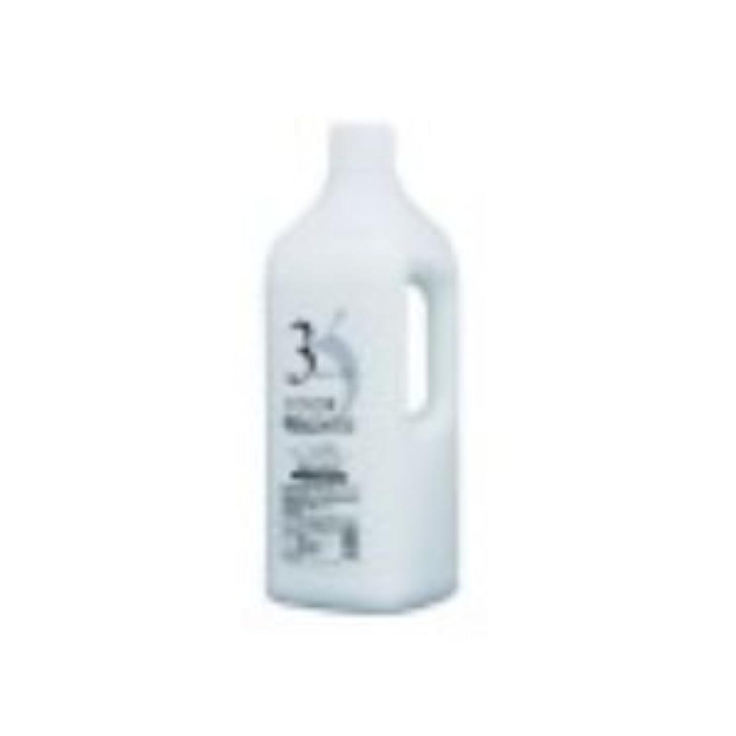 コットンファンブルマインドフルメロスコスメティックス ヘアカラーファンデーション プロキサイド?ヘアカラー用2剤 3% 2000ml