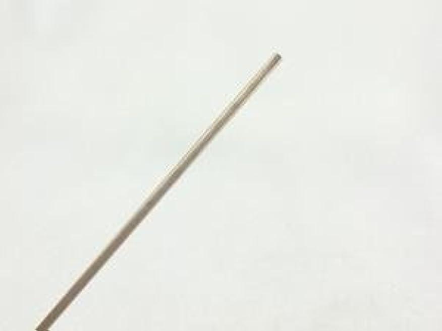 メールホイスト半円Stay Silv 15 %シルバー1 / 8正方形約6 Sticks per lbろう付け合金パーツ