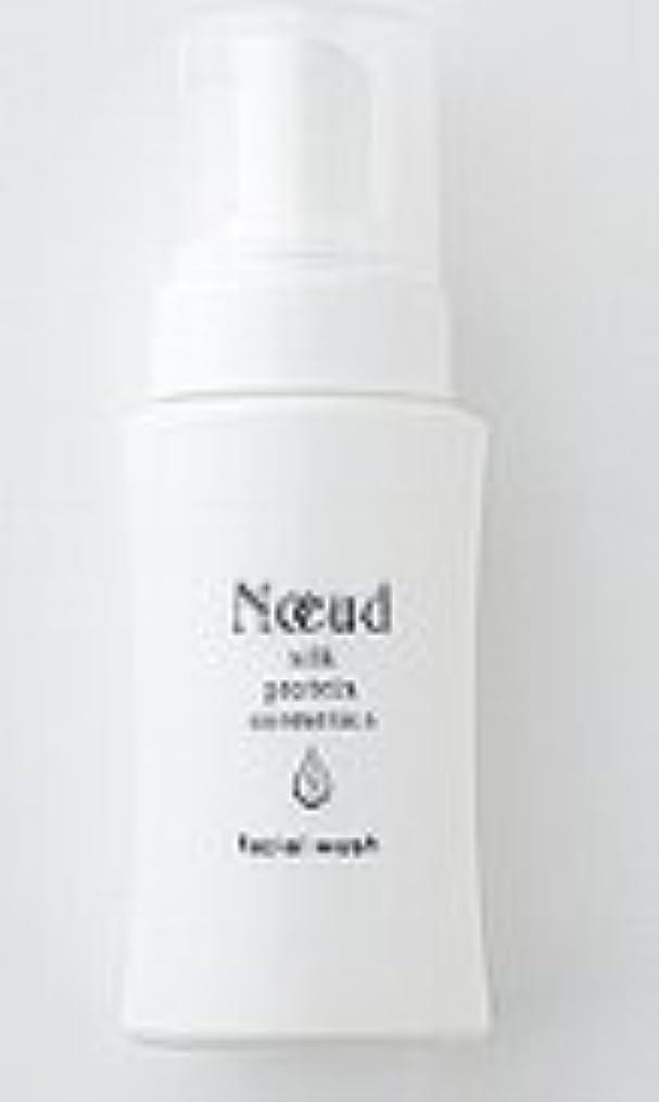 制限するペパーミントテラスNoeud 泡状洗顔料