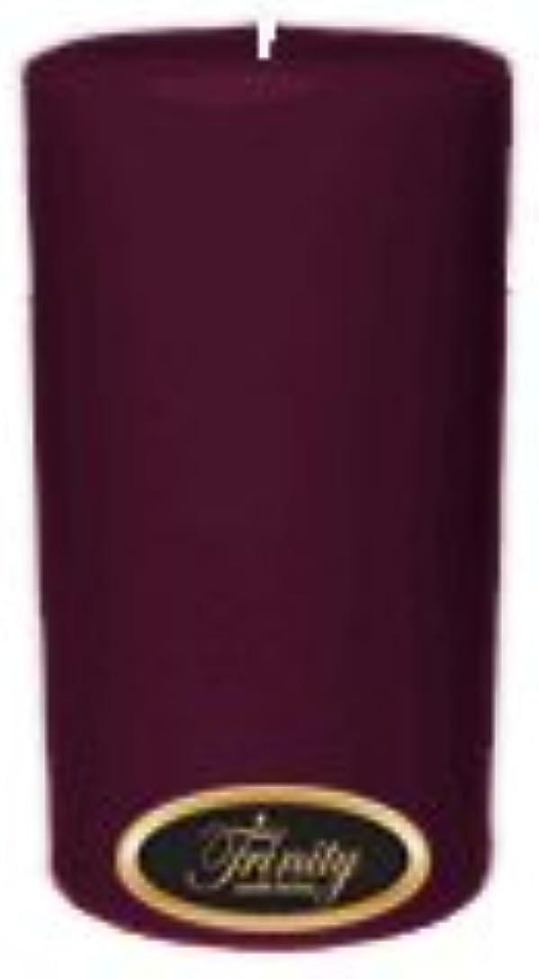 犬小石年Trinity Candle工場 – Wisteria – Pillar Candle – 3 x 6