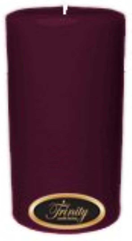 今バランス障害Trinity Candle工場 – Wisteria – Pillar Candle – 3 x 6