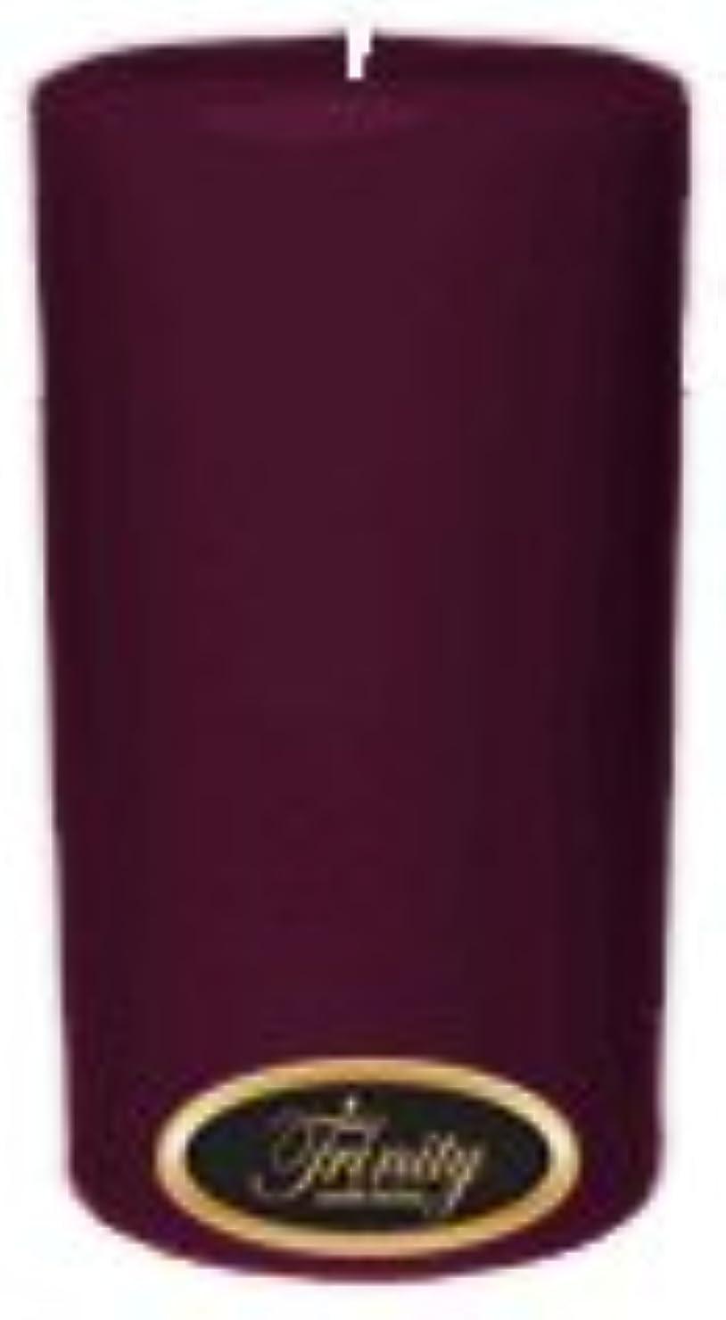 証明書商品繁殖Trinity Candle工場 – Wisteria – Pillar Candle – 3 x 6