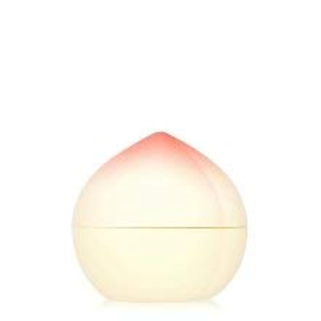 独裁パンチ従事した[ビーズブルリャン。vis vlanc】ビーズブラン桃ハンドクリーム(30g×2ea)/ vis vlanc peach hand cream(30g)