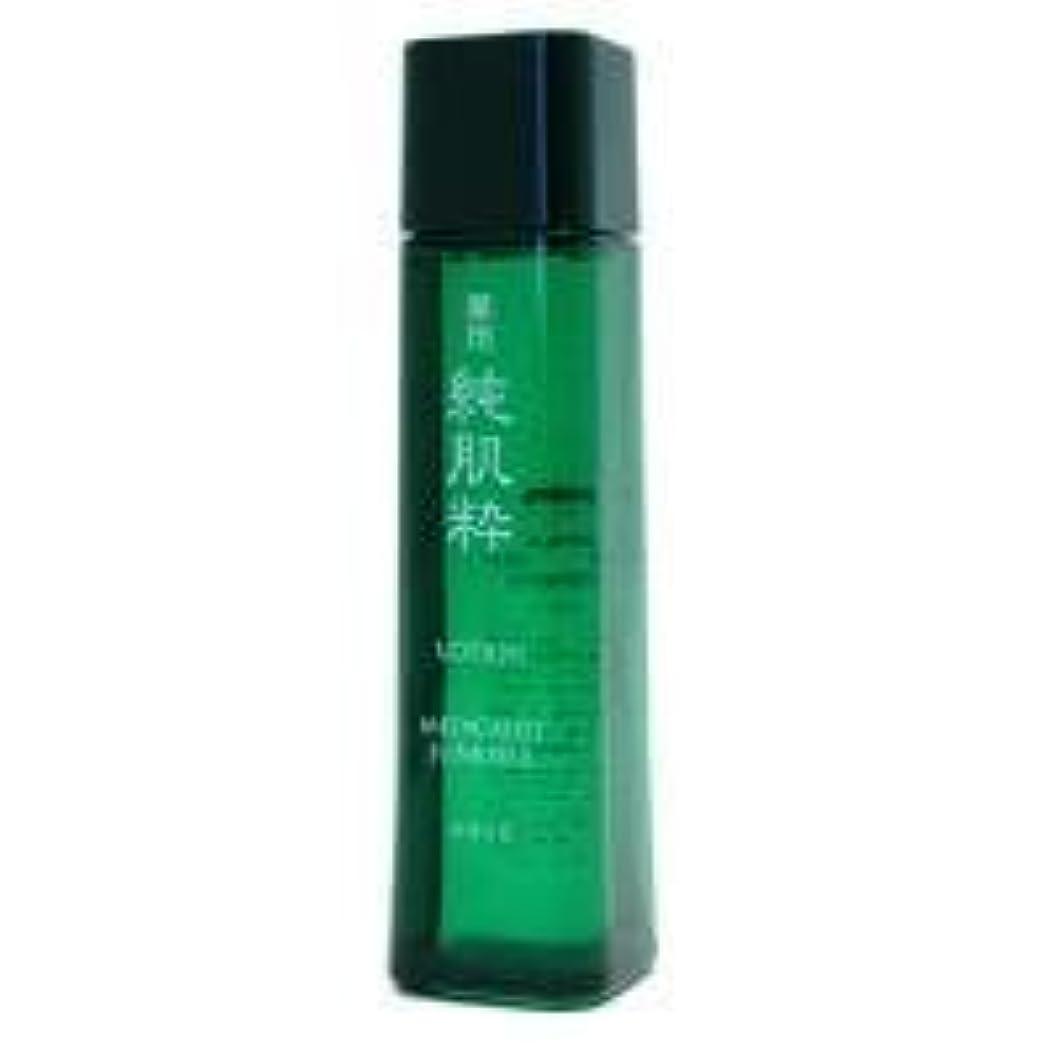 休日にウイルス敵対的コーセー 薬用 純肌粋 化粧水 150ml