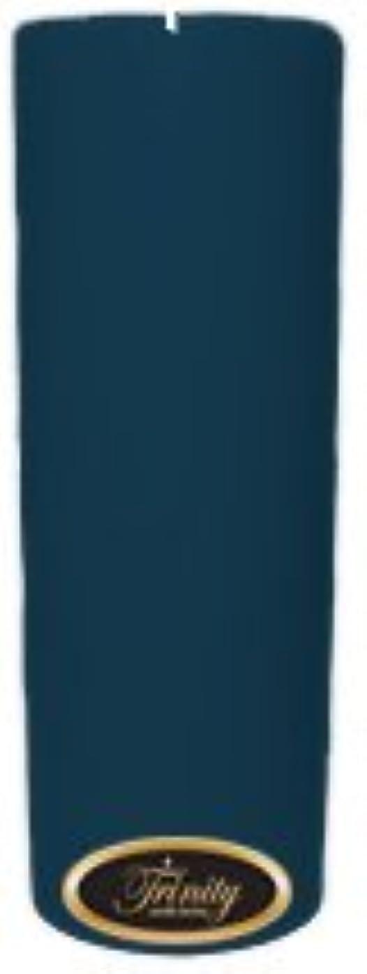 本物拒否滑るTrinity Candle工場 – French Market – Pillar Candle – 3 x 9