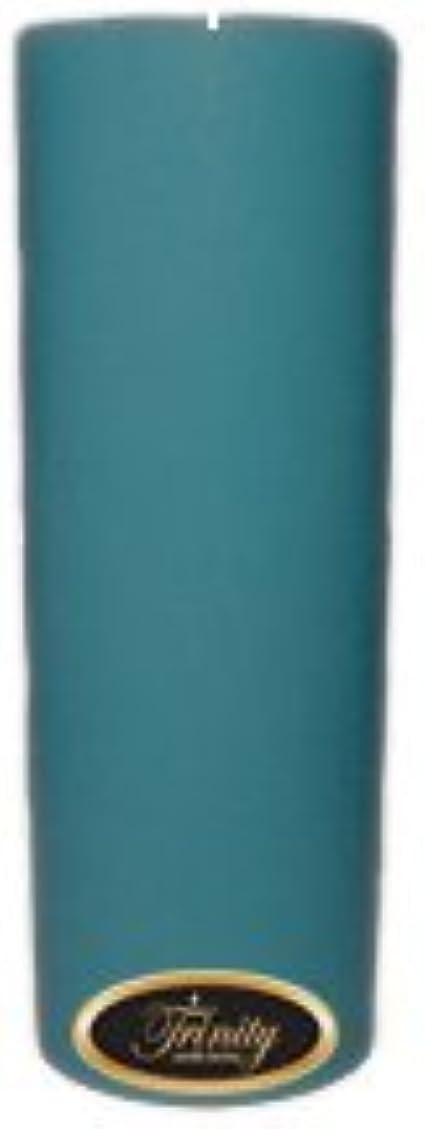 不規則な即席ナットTrinity Candle工場 – マウイBreeze – Pillar Candle – 3 x 9