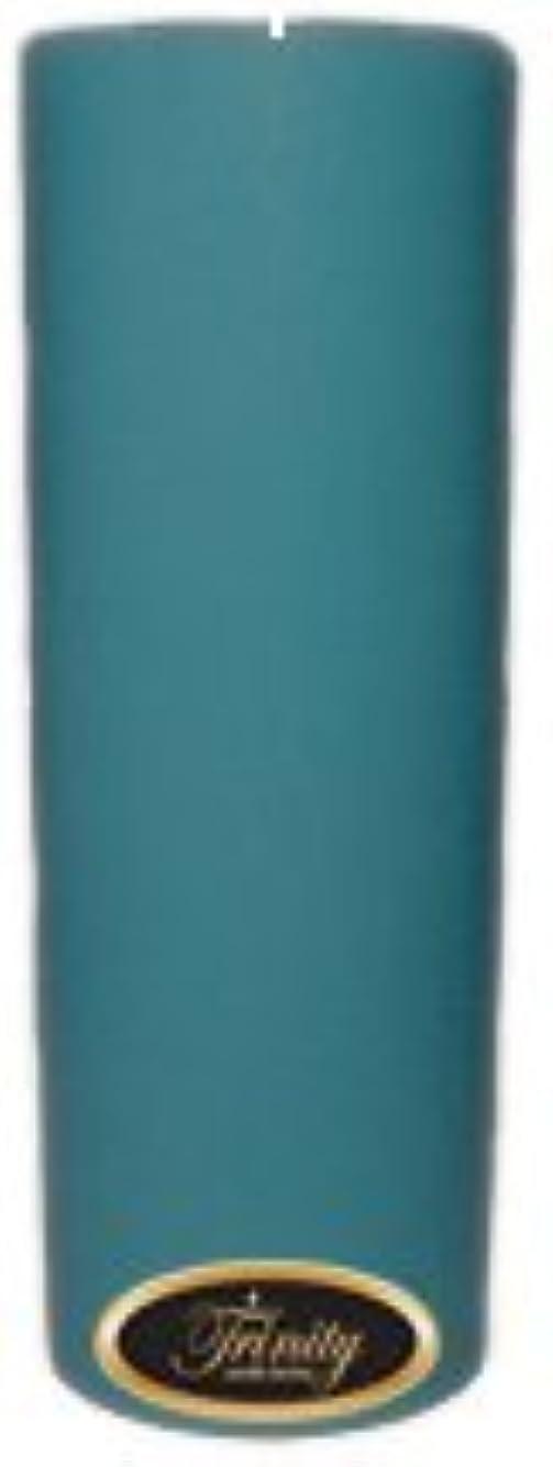 みなさんクロス白菜Trinity Candle工場 – マウイBreeze – Pillar Candle – 3 x 9