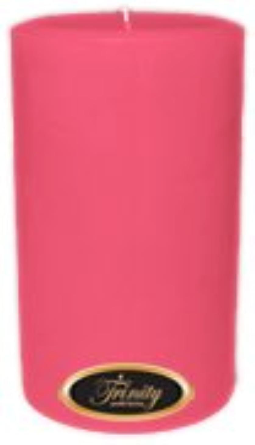 気絶させる郵便さようならTrinity Candle工場 – ローズ – Pillar Candle – 4 x 6