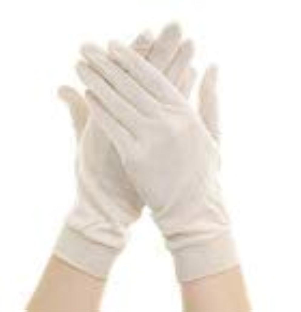 プラカード嵐が丘群衆シルク手袋 ALUL 手袋 シルク uvカット おやすみ 手触りが良い 紫外線 日焼け防止 手荒い 保湿 夏 ハンド ケア レディース/メンズ