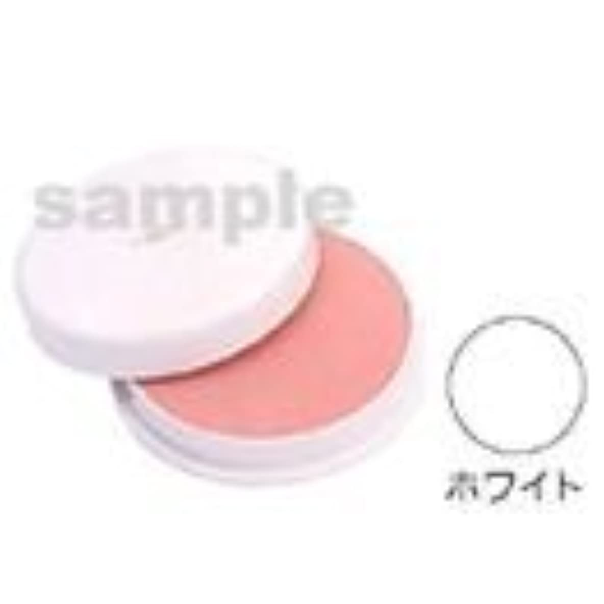 暴行便宜セクション三善 フェースケーキ ホワイト