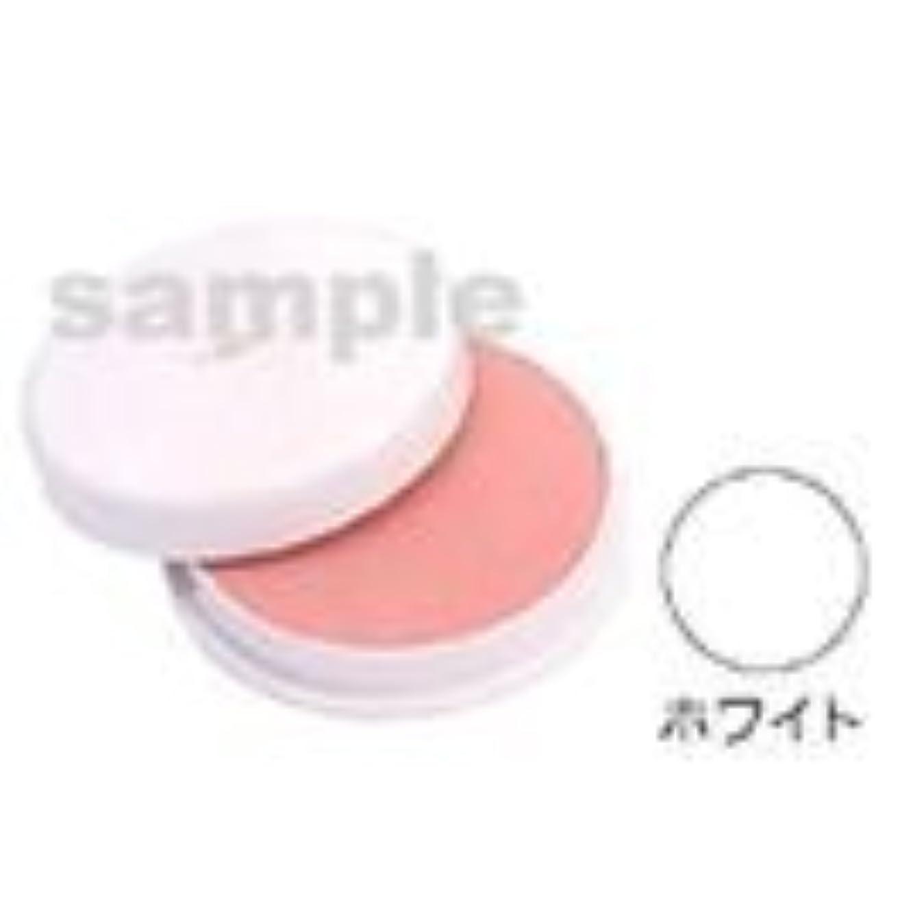 賛辞スチュアート島発動機三善 フェースケーキ ホワイト