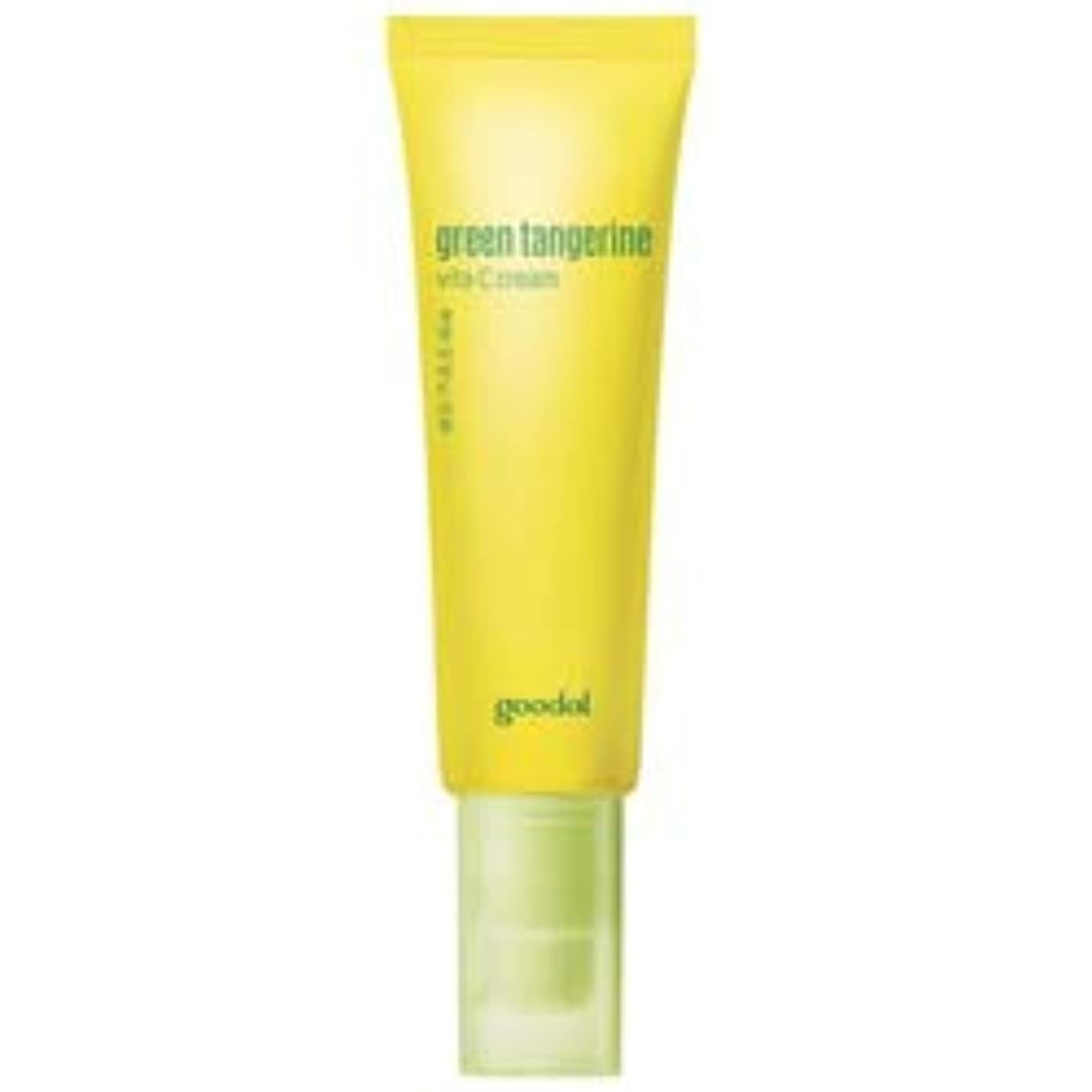 修羅場ランドマークほのめかす[goodal] Green Tangerine Vita C cream 50ml / [グーダル]タンジェリン ビタC クリーム 50ml [並行輸入品]