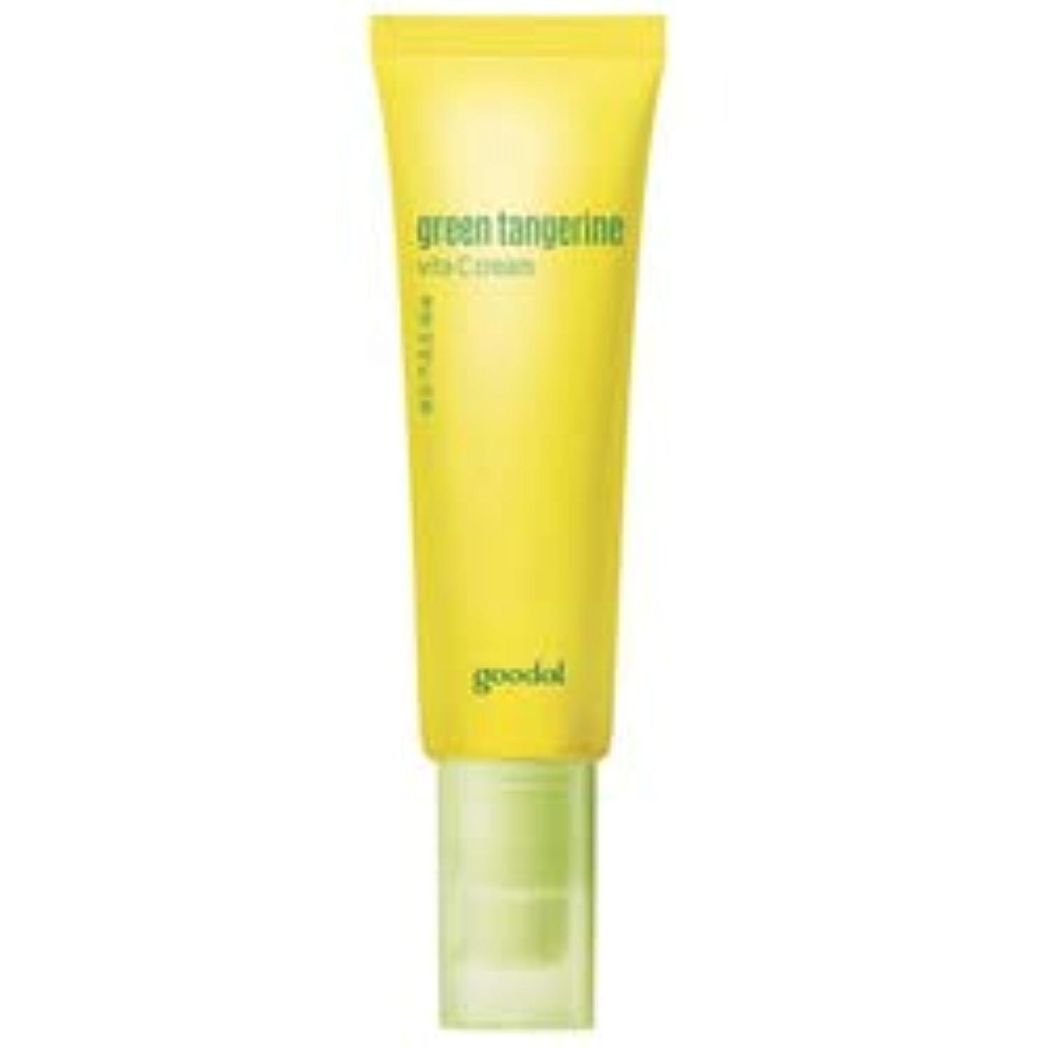 スチールブラインドる[goodal] Green Tangerine Vita C cream 50ml / [グーダル]タンジェリン ビタC クリーム 50ml [並行輸入品]
