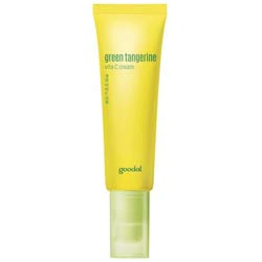 公玉二[goodal] Green Tangerine Vita C cream 50ml / [グーダル]タンジェリン ビタC クリーム 50ml [並行輸入品]