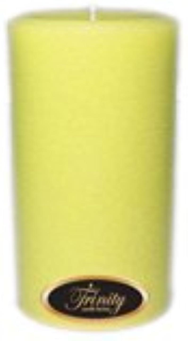 現代明快外出Trinity Candle工場 – Gardenia – Pillar Candle – 3 x 6
