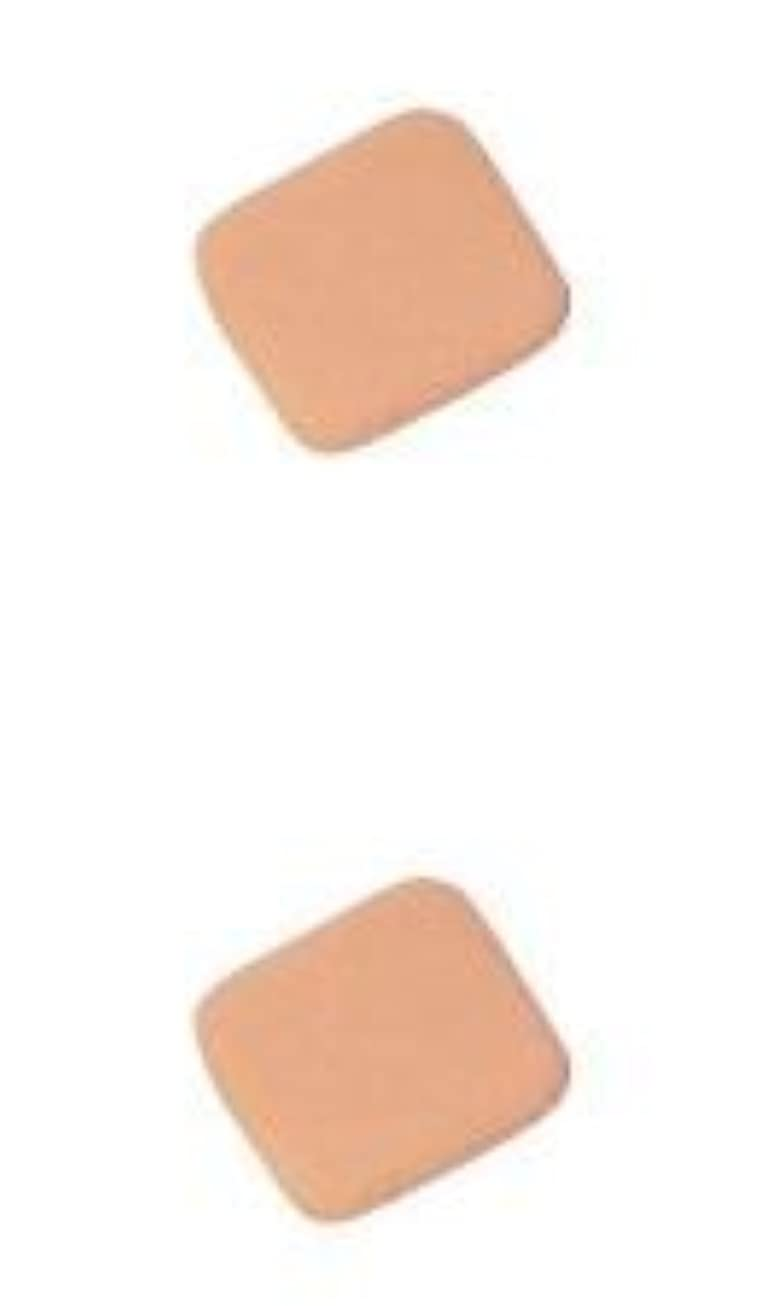 なぜなら脱臼する確認してくださいアクセーヌ ソフトタッチパウダー用(替えパフ)(2枚入り)