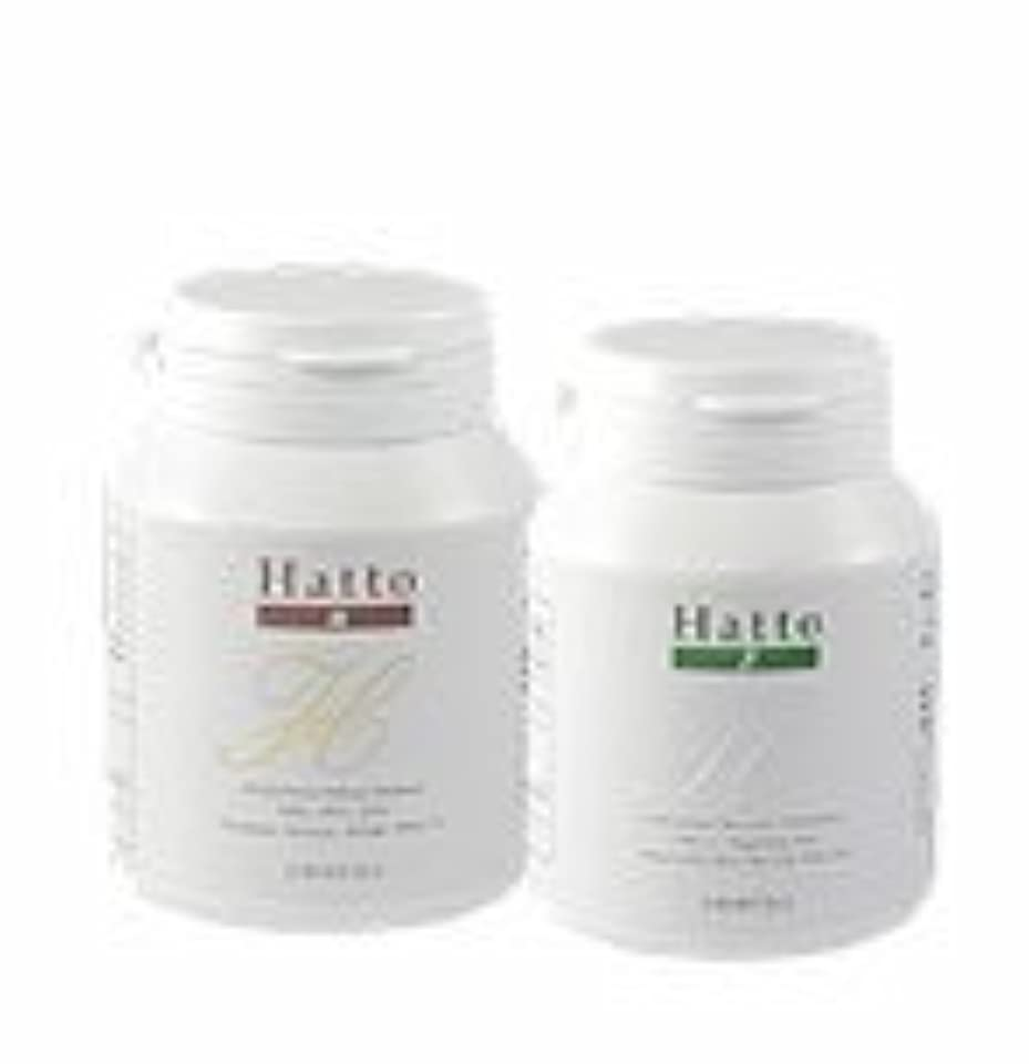 申請中アヒル不規則なHatto 育毛サプリメント 飲む育毛剤お試しパック(1ヶ月分)