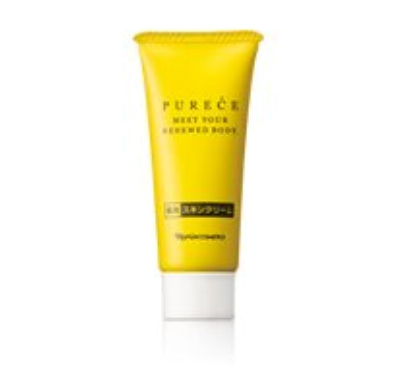 落ち着かない旅かすれたナリス化粧品 薬用 ピュアーチェ(PURECE) スキンクリーム 40g