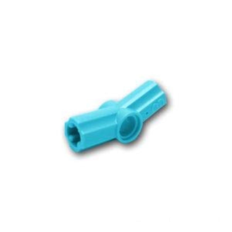 レゴブロック ばら売りパーツ テクニック アングル コネクター #3:[Md,Azure / ミディアムアズール] [並行輸入品]
