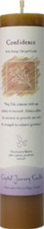 波裁判所誰も魔法のヒーリングキャンドル コンフィデンス(自信を持つ)