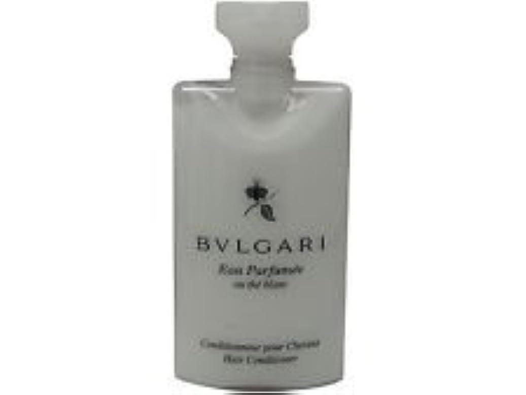 そよ風プランター請負業者Bvlgari Eau Parfumee Au The Blanc (ブルガリ オー パフュ-メ オウ ブラン) 2.5 oz (75ml) ヘアーコンディショナー
