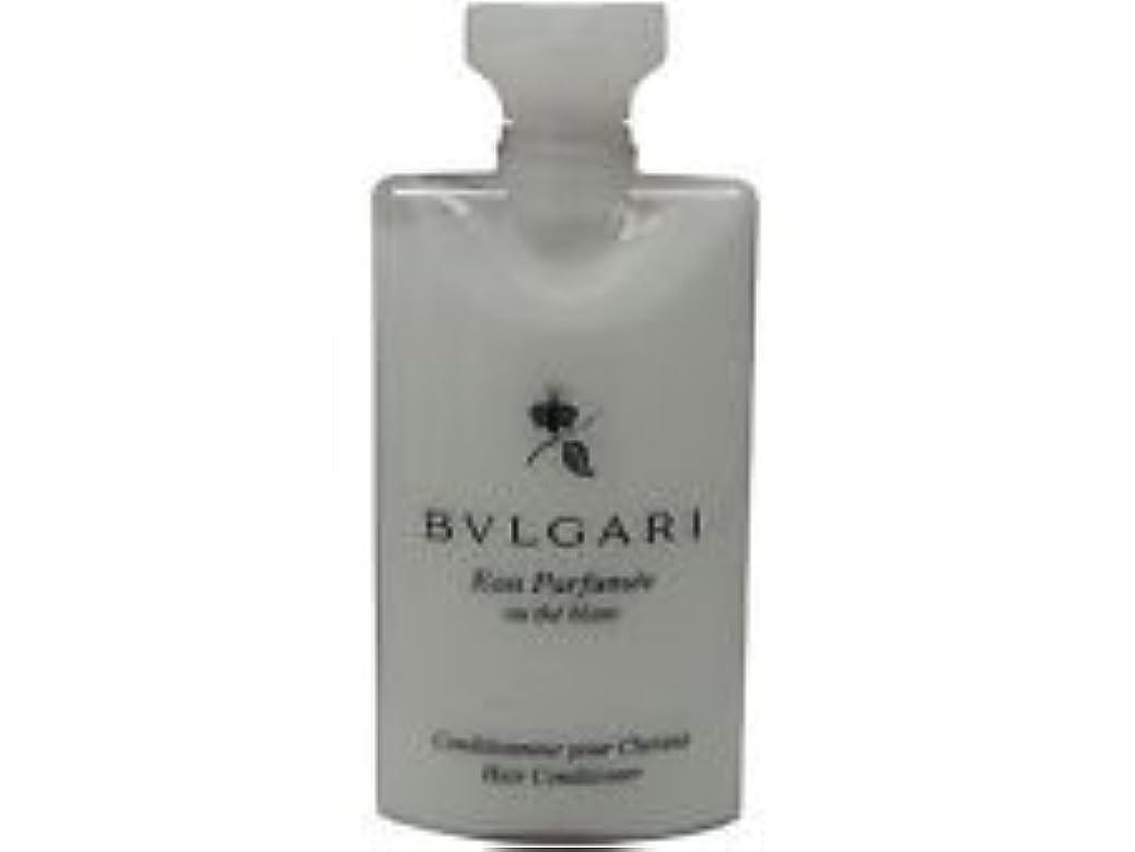 食い違いれる売り手Bvlgari Eau Parfumee Au The Blanc (ブルガリ オー パフュ-メ オウ ブラン) 2.5 oz (75ml) ヘアーコンディショナー