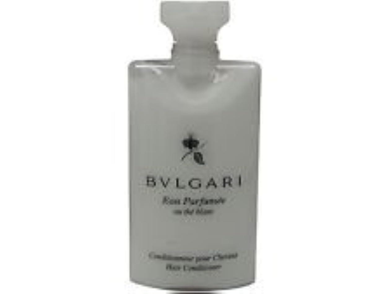 ネクタイ緊張する主導権Bvlgari Eau Parfumee Au The Blanc (ブルガリ オー パフュ-メ オウ ブラン) 2.5 oz (75ml) ヘアーコンディショナー