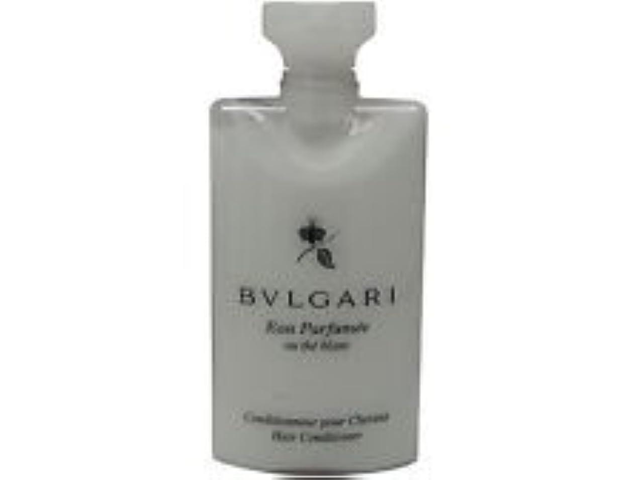 少年蓮修士号Bvlgari Eau Parfumee Au The Blanc (ブルガリ オー パフュ-メ オウ ブラン) 2.5 oz (75ml) ヘアーコンディショナー