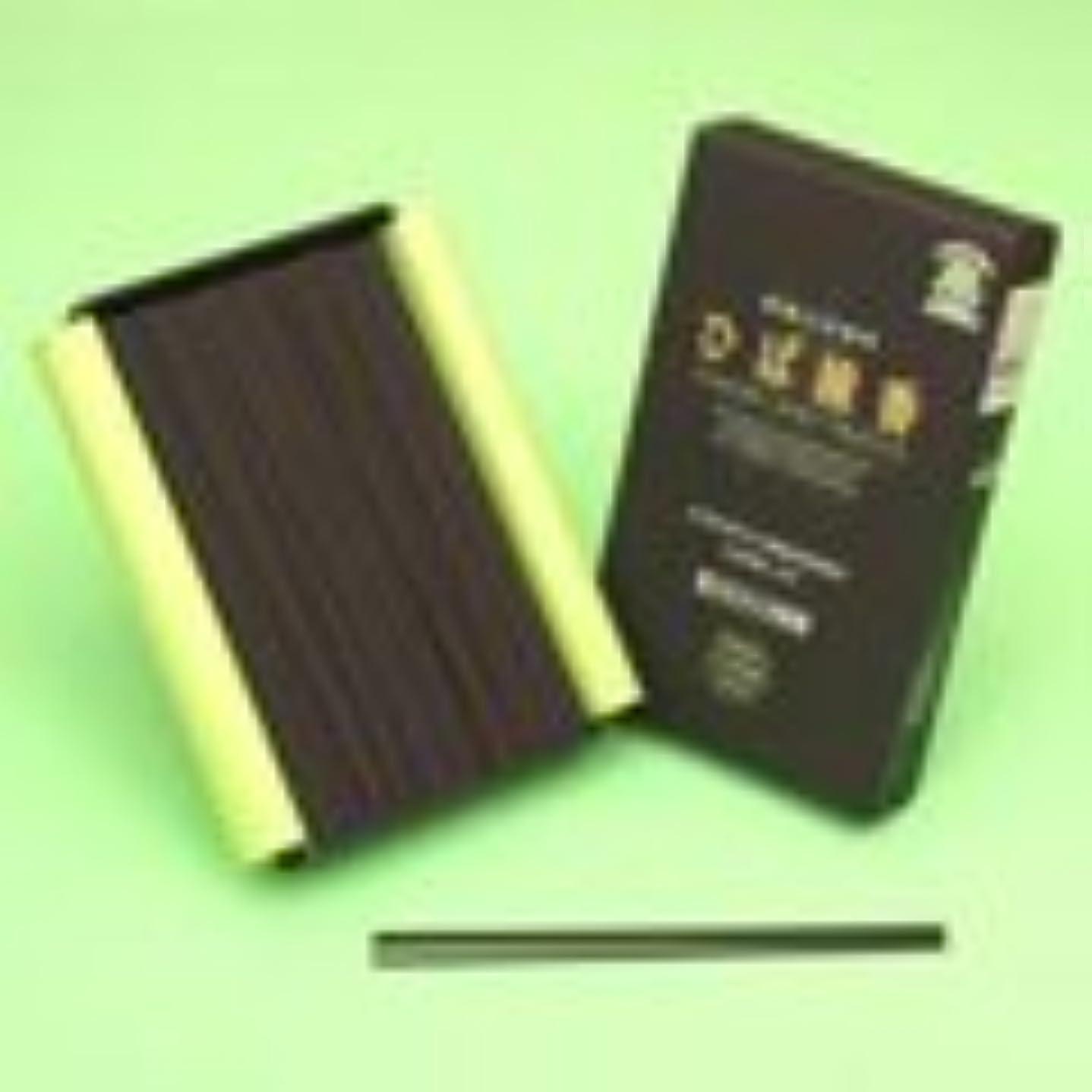 たらい表面的な前述の青森ひば線香 微煙 黒箱