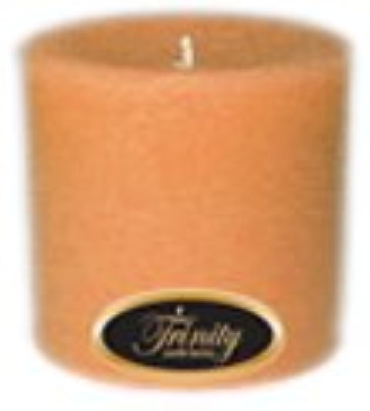 燃料バスルーム適応するTrinity Candle工場 – Cedar Wood – Pillar Candle – 3 x 3