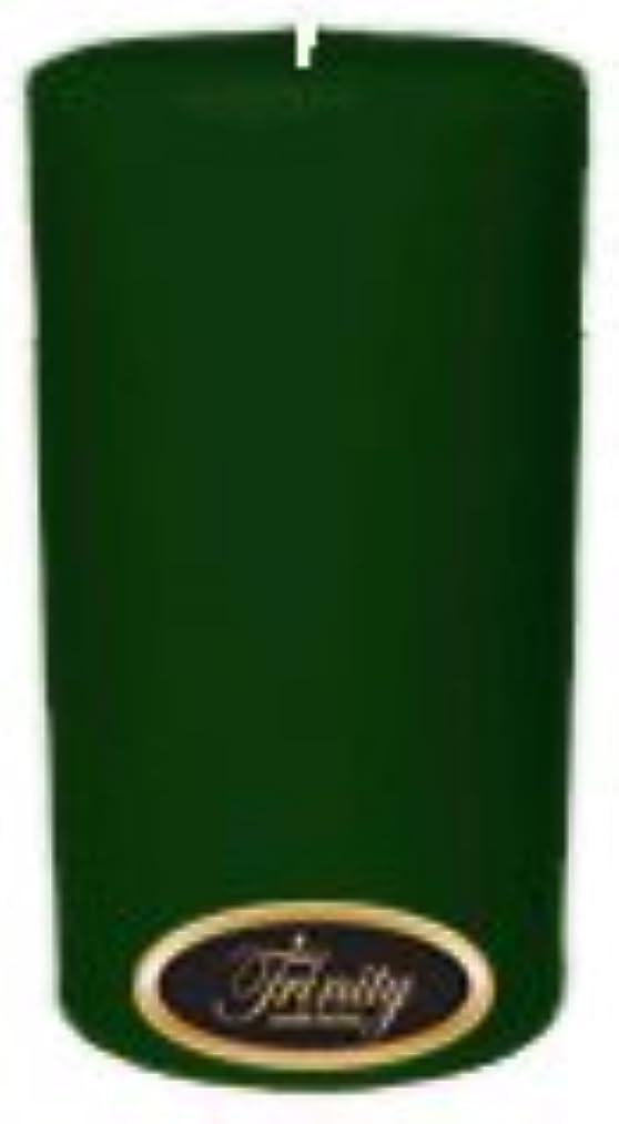 契約手錠すでにTrinity Candle工場 – クリスマスツリー – Pillar Candle – 3 x 6