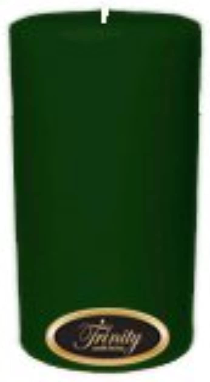 余分な撃退する不適Trinity Candle工場 – クリスマスツリー – Pillar Candle – 3 x 6