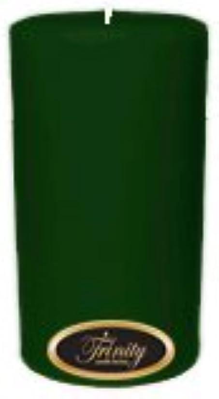 ルーフ達成する盆Trinity Candle工場 – クリスマスツリー – Pillar Candle – 3 x 6