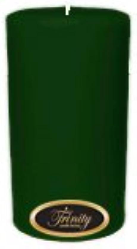 Trinity Candle工場 – クリスマスツリー – Pillar Candle – 3 x 6