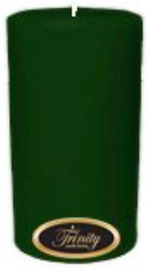 イタリアの下に向けますマラソンTrinity Candle工場 – Bayberry – Pillar Candle – 3 x 6