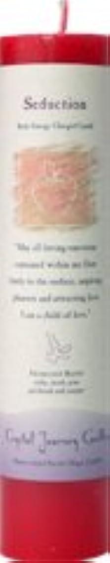本を読む徹底ほこりっぽい魔法のヒーリングキャンドル セダクション(誘惑?愛を注ぐ)