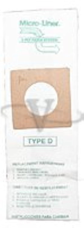 ロイヤルペーパーバッグD Micro Lined DVC 3パックRepl