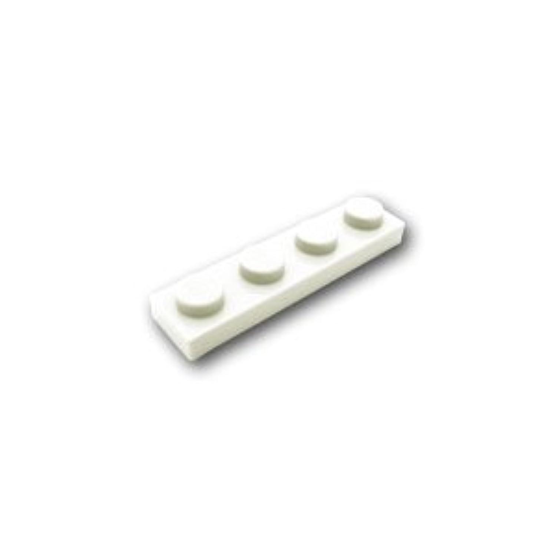 レゴブロックパーツ プレート 1 x 4:[White / ホワイト]【並行輸入品】